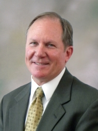 J. Michael Romey,  President/CEO of Citizens National Bank