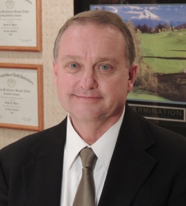 Randy Myers, Insurance Agent, Leland-Smith Insurance, Van Wert, Ohio