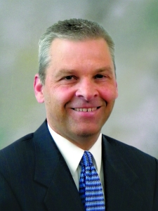 Steve Ritter, SVP/Bluffton City Executive and Ag Lender