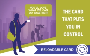 Pre-Paid Reloadable Cards