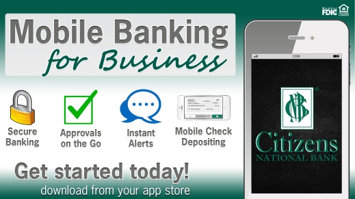 Mobile Banking for Business