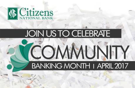 Community Banking Month 2017